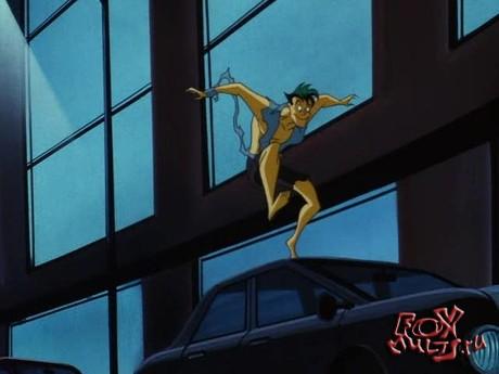 Мультик - Бэтмен: Рыцари Готема: 2-10 Осторожно! Чудовище!