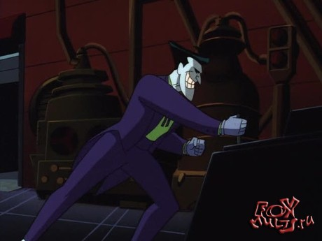 Мультик - Бэтмен: Рыцари Готема: 2-5 Старые обиды