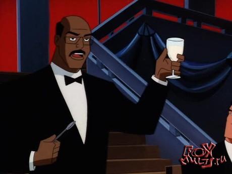 Мультик - Бэтмен: Рыцари Готема: 2-8 Химия