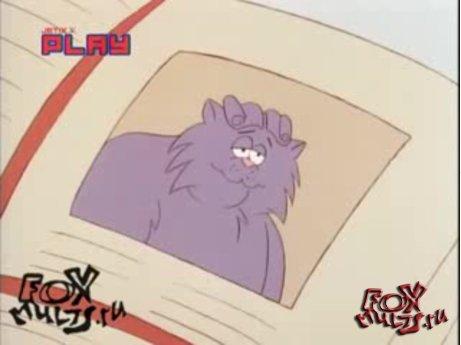 Мультфильм - Хитклифф: 15 - Железный характер/Мунго в затруднении