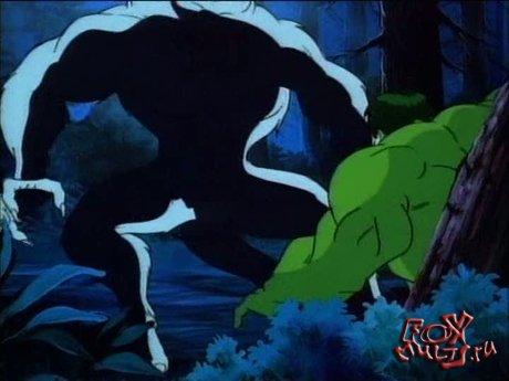 Мультик - Невероятный Халк: 1-10 И провоет ветер Виндиго!