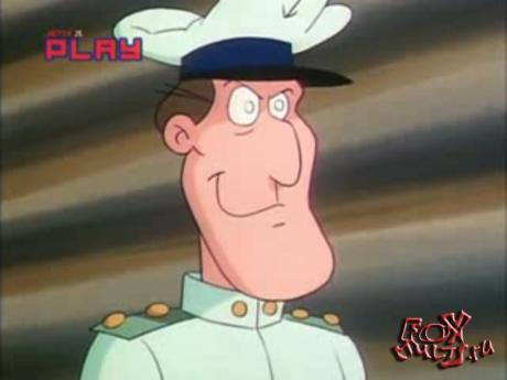 Мультфильм - Инспектор Гаджет: 2 - Исчезновение корабля с миллионерами