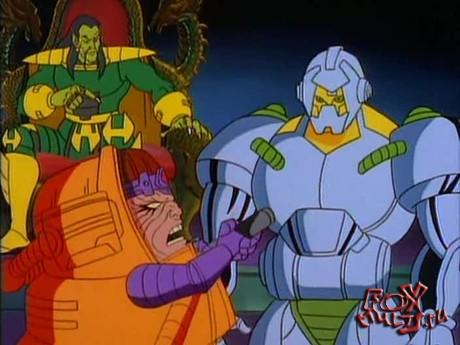 Мультик - Железный человек: 1-8 Предательство Ястреба