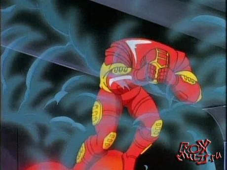 Мультик - Железный человек: 1-9 Железный человек против Двойника часть1