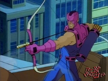 Мультик - Железный человек: 2-12 Руки Мандарина часть1