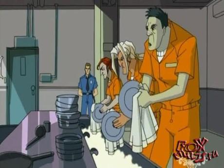 Джеки Чан: 2-9 Тюрьма Хололендс