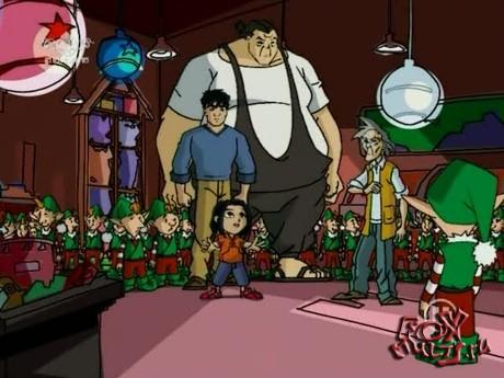Джеки Чан: 3-10 Рождественская команда спасения
