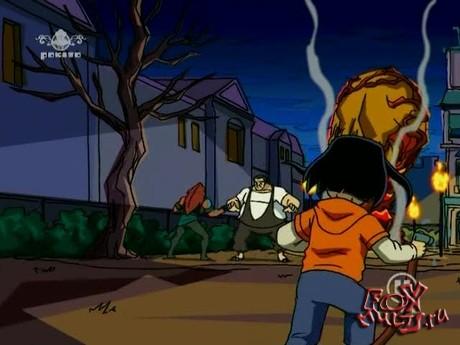 Джеки Чан: 3-15 Возвращение Дракона