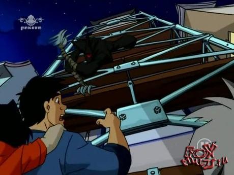 Джеки Чан: 4-2 Самурай Ратцо