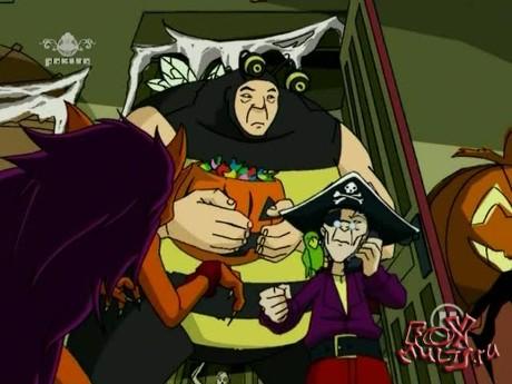Джеки Чан: 4-6 Страшная ночь