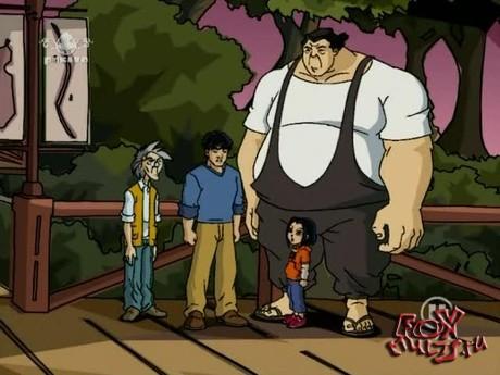 Джеки Чан: 5-2 Последний герой