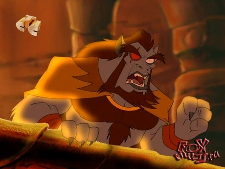 Мультик - Ясон и герои Олимпа: 1 - Пояс Ориона