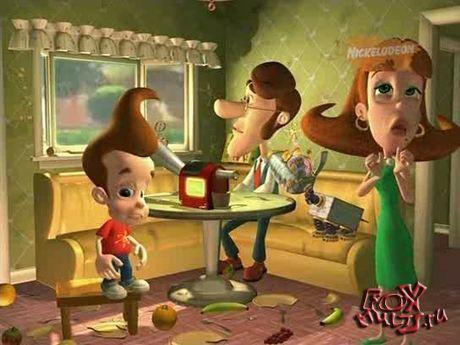 Приключения Джимми Нейтрона: 2-1 Обычный мальчик