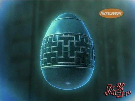 Приключения Джимми Нейтрона: 32-1 Великое похищение яйца