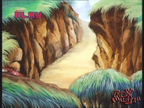 Мультик - Джин Джин из страны Пандаленд: 1-8 Песок, песок, повсюду песок!