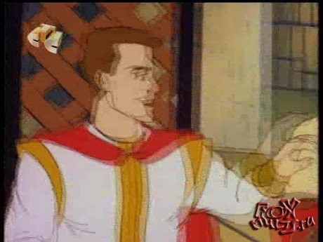 Король Артур: 11 - Ключ Даррена