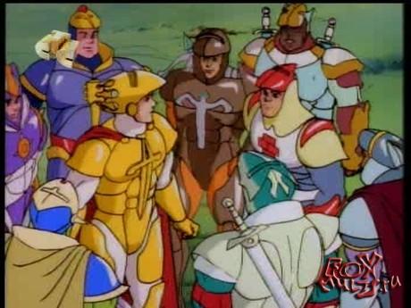 Король Артур: 2 - На поиски Гвиневры