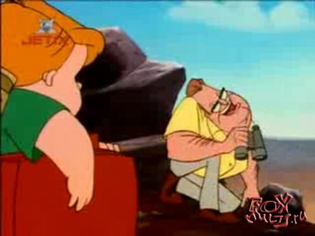 Мультфильм - Жизнь с Луи: 3-7 Каникулы с препятствиями