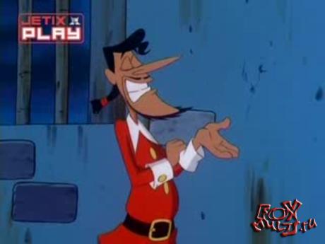 Мультфильм - Бешеный Джек-пират: 1-1 Жуткий случай с женитьбой и ведьмами