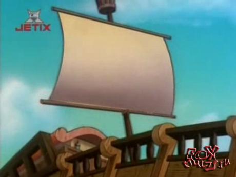 Мультфильм - Бешеный Джек-пират: 1-10-2 Дядюшка Мортимер