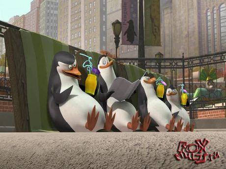 Пингвины из Мадагаскара: 1-1 Исчез как вспышка
