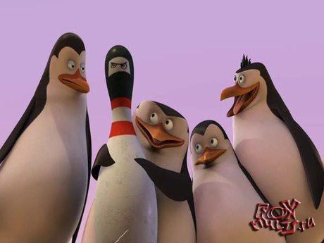 Пингвины из Мадагаскара: 1-11 Коронованные глупцы