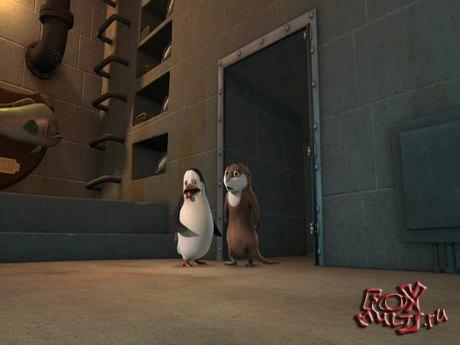 Пингвины из Мадагаскара: 1-22 Соседки