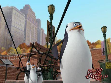 Пингвины из Мадагаскара: 1-50 Кризис командования