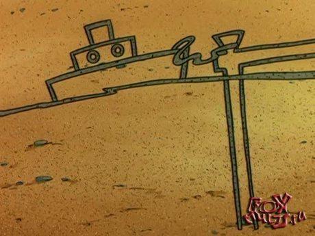 Волшебный школьный автобус: 42 - На пляже с мидиями