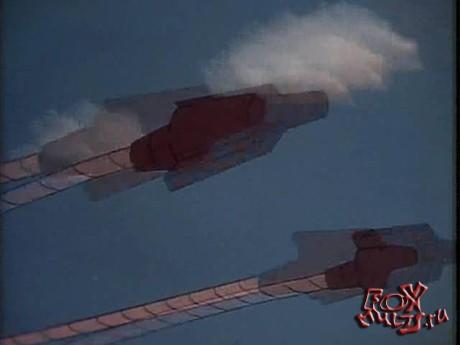 Мультик - M.A.S.K.: 45 - Призрак капитана Кидда