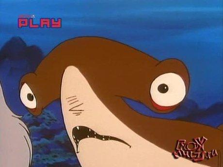 Мультик - Приключения русалочки Марины: 1 - Верные друзья