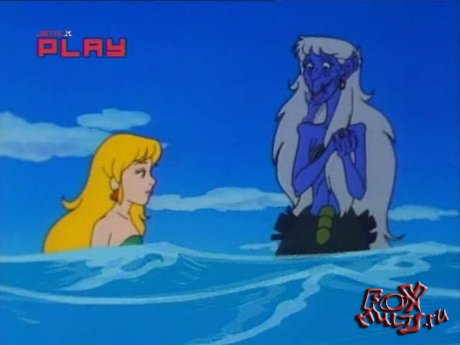 Мультик - Приключения русалочки Марины: 4 - Что за превращения?