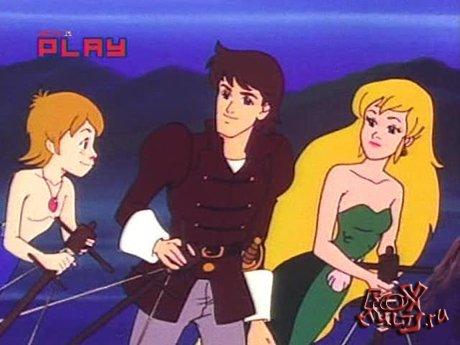 Мультик - Приключения русалочки Марины: 8 - Опасные сокровища