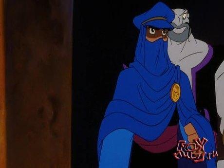 Мультфильмы: Аладдин и Король разбойников