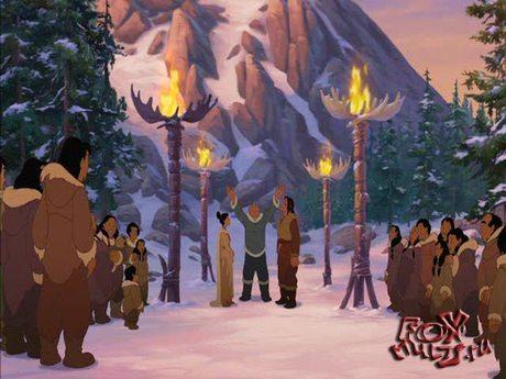 Мультфильмы: Братец медвежонок 2