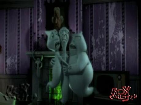 Мультфильмы: Каспер: Школа Страха