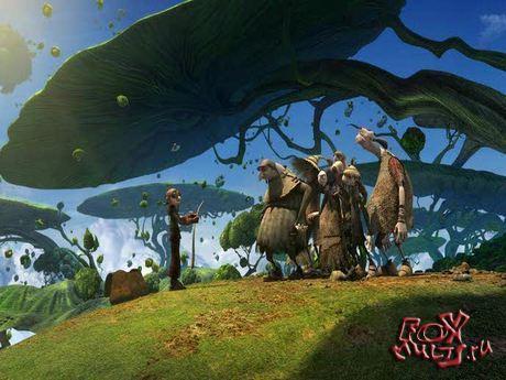 Мультфильмы: Охотники на драконов
