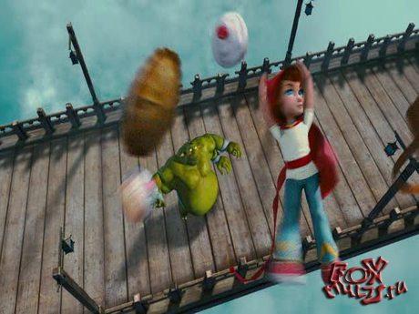 Мультфильмы: Красная Шапка против зла