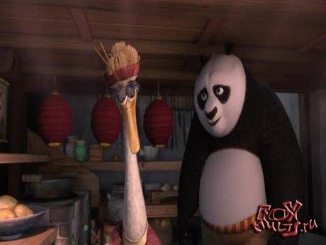 Мультфильмы: Кунг-фу панда 2