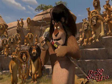 Мультфильмы: Мадагаскар 2