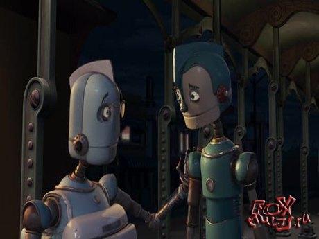 Мультфильмы: Роботы
