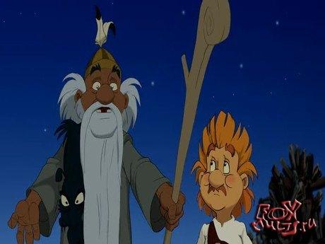 Мультфильмы: Ролли и Эльф. Невероятные приключения