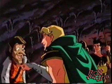Мультфильмы: Зигфрид и Рой - Властелины невероятного