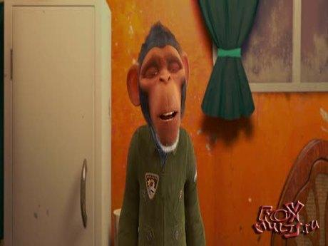 Мультфильмы: Мартышки в космосе