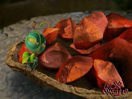 Мультфильмы: Гроза муравьёв