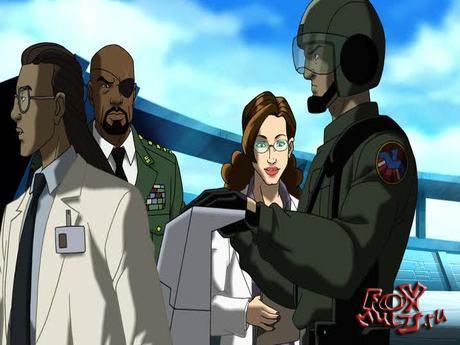 Мультфильмы: Новые мстители