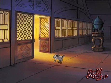 Мультик - Наруто: 194 - Замок с привидениями
