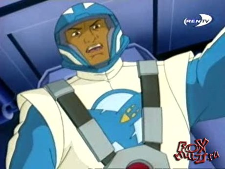 Мультик - Автогонщики Наскар: 2-9 Бешеный синий