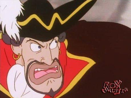 Мультик - Приключения Питера Пена: 22 - Секретное оружие капитана Крюка
