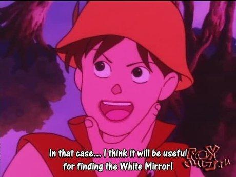Мультик - Приключения Питера Пена: 32 - Загадка белого зеркала